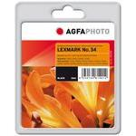 Inkjet Cartridge Black (apl34b)