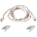 Patch Cable 10/100bt Cat5e - Rj45 M / Rj45 M Snagless Molded 5m White