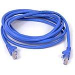 Patch Cable 10/100bt Cat5e - Rj45 M / Rj45 M Snagless Molded 1m Blue