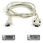 Monitor Signal Extension Cable Vga - Hd Db15 M / F 1.8m  Pro Series