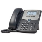Cisco 8 Line Ip Phone Spa501g With Poe And Pc Port