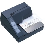 Tm-u295 - Slip Printer - Dot Matrix - 210mm - Parallel