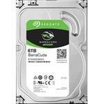 Hard Drive Barracuda 6TB Desktop 3.5in 6gb/s SATA 256mb