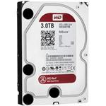 Nas HDD Wd Red 3TB 3.5in SATA 3 5400Rpm 64MB