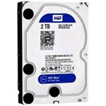 Hard Drive Wd Blue 2TB 3.5in SATA 64gbs 3.5MB