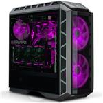 Chassis Mid Tower Mastercase H500p ATX Black