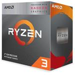 Ryzen 3 3200G - 4.0 GHz - 4 Core - Socket AM4 - 6MB Cache - 65w - RX Vega 11