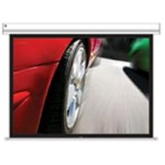 Projector Screen Electric 100in With A 4:3 Aspect Ratio
