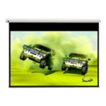 Projector Screen Electric 92in Diagonal 2030x1145mm 16:9 Gain1.0 Matte White/ De-9092ega