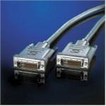 Roline DVI Cable Dual Link M-m 10m