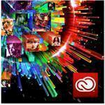 Creative Cloud For Teams All Apps European Ent Lic Subscription New Monthly Edu Named Lic