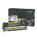 Toner Cartridge Yellow 10k Pages For C736/ X736/ X738 (0c736h2yg)