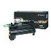 Toner Cartridge - C792/ X792 - Return Program - 6k Pages - Yellow