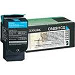 Toner Cartridge C540 C543 C544 Hiyld Return Program Taa Cyan