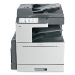 X952de - Multifunctional Printer - Laser - 1024MB 50ppm 1200dpi - Ethernet