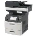 Mx710de - Multi Function Printer - Laser - A4 - USB / Ethernet