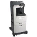 Mx810dxme - Multi Function Printer - Laser - A4 - USB / Ethernet