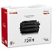 Toner Cartridge Crg-724 Black Standard Capacity 1-pack