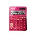 Calculator Ls-123k 12-digit Metallic Pink