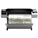 Designjet T1300 PostScript - Color Printer - Inkjet - 44in - USB / Ethernet