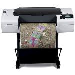 Designjet T790 PostScript - Color Printer - Inkjet  - 24in - USB / Ethernet