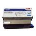 Oki - Cyan - Original - Toner Cartridge - For C711cdtn, 711dn, 711n, 711wt