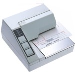 Tm-u295 - Slip Printer - Dot Matrix - 210mm - Parallel - White