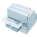 Pos Dotmatrix Slip Printer Tm-u590 9pin Parallel/USB White