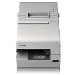Multi-function Pos Printer Tm-h 6000iv USB, Ethernet, Cutter, White