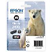 Ink Cartridge - 26xl Polar Bear - 8.7ml - Photo Black Sec