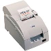 Tm-u220d (002lg) - Receipt Printer - Dot Matrix - 76mm - Serial