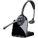 Wireless Headset Cs510 Over-the-head Monaural Euro Dect