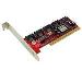 4-Port RAID 5 / JBOD SATA II PCI Controller