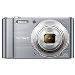 Digital Camera Cyber-shot Dsc-w810 20.1mpix 6x Zoom Silver