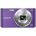 Digital Camera Cyber-shot Dsc-w830 20.1mpix 8x Zoom Violet