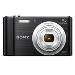 Digital Camera Cyber-shot Dsc-w800 20.1mpix 5x Zoom LCD 2.7in Black