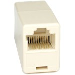 Straight Through Modular In-line Coupler Rj-45 To Rj-45
