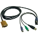 KVM Switch USB/ps2 Combo Cable For B020-u08/u16 And B022-u16 KVM 3m