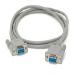 Serial Cable Straight Through Db9 F/ Db9 F 1.8m