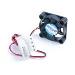 Cpu Cooling Fan 4x1cm Low Profile4 Replacement Ball Bearing Fan