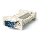 Null Modem Adapter Db9 M/ Db9 F
