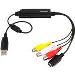 USB S-video & Composite Audio Video Capture Cable