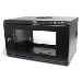 Wallmount Server Rack Cabinet With Acrylic Door 6u 19in