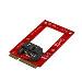 Msata To SATA SSD/HDD Adapter Converter Card