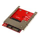 Msata SSD To 2.5in SATA Adapter Converter W/ Open Frame