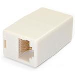 Modular Inline Coupler Cat5e Rj45 - 10 Pack