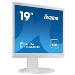 Desktop Monitor - ProLite B1980SD-W1- 19in - 1280x1024 (SXGA) - White