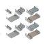 Server Rackmount Adapter 1u For 4 Post Racks