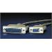 Roline Serial Printer Cable Db9 F/db25 M 1.8m