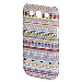 Paint Mobile Phone Cover for Samsung i9300 Galaxy S III - Colorful/Blue